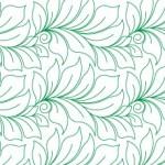 Lavish Leaves © Donna Kleinke One Song Needle Arts