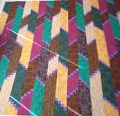 Modified Log Cabin Quilt